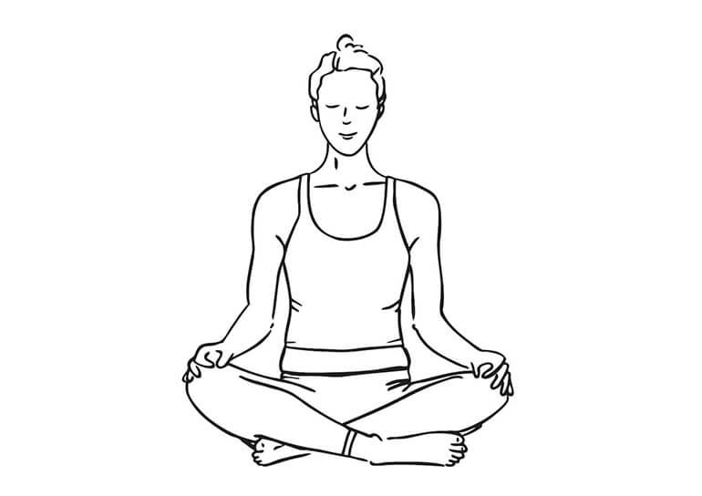 MBSR Meditation sitzend